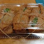95647897 - 蕎麦いなり 100円/個
