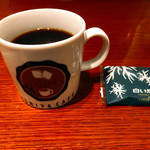 95648961 - 白い恋人ブレンドコーヒー 280円