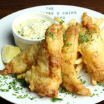FISH&CHIPS フィッシュ&チップス
