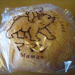 菓子園 中野屋 - ママン100円(税別)