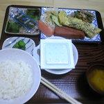 レストラン岬 - 宿泊時の朝食②