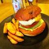 サンチャゴ バーガーズ - 料理写真:エンジョイチーズバーガーセット