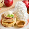 エッグスンシングス - 料理写真:アップルパイパンケーキ