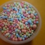 ドルフィン・テイル - 料理写真:Dippin dots