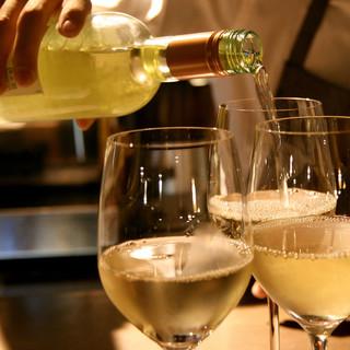 イタリア料理に合わせるのはイタリアワイン。これ絶対!