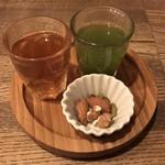 玄三庵 - 前菜は飲む野菜