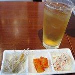 吾照里 - 前菜 & 冷茶