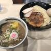 anda-guraundora-menganja - 料理写真:特製つけ麺