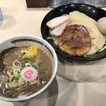 アンダーグラウンド ラーメン 頑者 - 料理写真:特製つけ麺