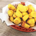 神戸クック ワールドビュッフェ - 『スイートポテト』 一口サイズで可愛いデザートです♪