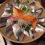 和樂 - 新秋刀魚刺し