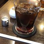 スマート珈琲店 - アイスコーヒー 410円