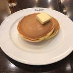 スマート珈琲店 - ホットケーキ 600円