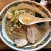 特麺コツ一丁ラーメン - 料理写真:ラーメン 麺半分 700円 ニンニクありで