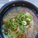 95672464 - 胡麻坦々大肉汁スープ餃子