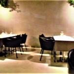 リストランテ・ダ・フィオーレ - 内観;テーブル席