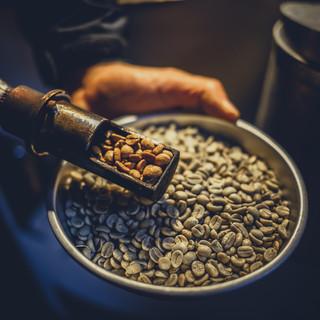 コーヒーとオーナーの想い