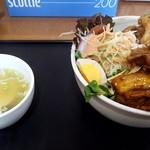 楽天食堂 - 料理写真:B丼スペシャル