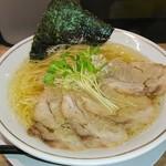 麺や マルショウ - 料理写真:塩中華
