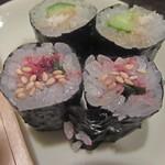 聖護院 嵐まる - 梅紫蘇と穴きゅう