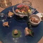 中国料理 翠陽 - 料理写真:信州の恵みを前菜に