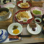 桜 - 料理写真:ふるさと御膳