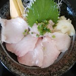 一食堂 - 大とろとろ丼(オープン価格)980円