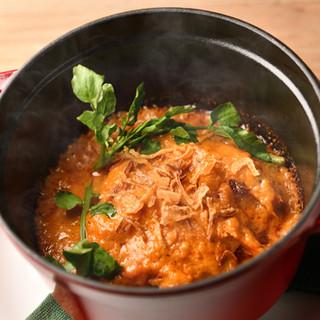 おすすめはSTAUBストウブ(フランス製のホーロー鍋)料理