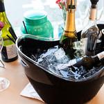 Au petit bonheur - ドリンク写真:ワイン