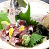海鮮うまいもんや とと丸水産 - 料理写真:活きあじ
