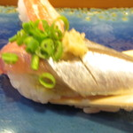 あら政 - 蘭(特上)2484円(税込)の秋刀魚のアップ【2018年11月】