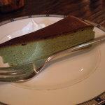 9569863 - 抹茶チーズケーキ