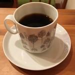 ブルームコーヒー - ブルームブレンドコーヒー 400円