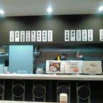 250円食堂 お祭り りたや - 内観。