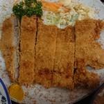 みんみん - バラカツ定食