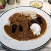 サンマルコ - 料理写真:ナスビカレー&ポーチドエッグ