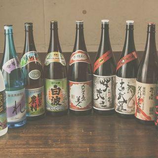 すっきりした飲み口は女性や日本酒初心者の方にもおすすめです。