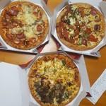 ドミノ・ピザ - 料理写真:
