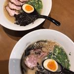 博多長浜麺食堂 ちー坊 - 2ショット
