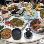紫波グリーンホテル - 料理写真:食べ飲み放題3,000円のお料理…全部で20種類ありました!