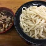 95699124 - 1kgうどん(肉ねぎ汁) 1100円
