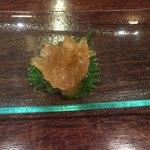 避風塘 みやざわ - 前菜3:クラゲの甘酢和え