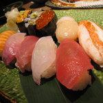 北の味紀行と地酒 北海道 - お寿司まで頂いちゃいました!