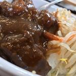 Mihousai - 味芳斎 本店(東京都港区芝大門)牛肉丼