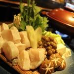 博多磯ぎよし - 料理写真:天然本あら(クエ)鍋