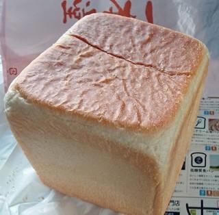 一本堂 尼崎店 - 一本堂食パン(ぷれーん)1斤280円込