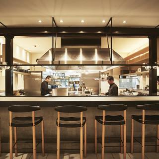 上質な雰囲気の大人なレストラン(貸切可)