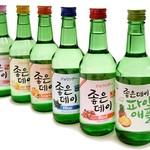 韓国焼酎シリーズ