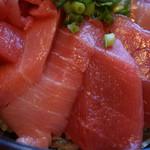 95709071 - 鮪三昧丼UP