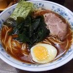 大勝軒 - 料理写真:中華そば(800円)